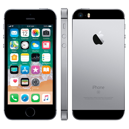 Apple-Iphone-Se-32-Go-Gris-Debloque-Assez-Bon-Etat-Garanti-1-An